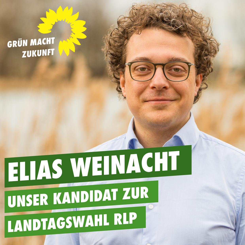 Elias Weinacht – Unser Kandidat zur Landtagswahl RLP