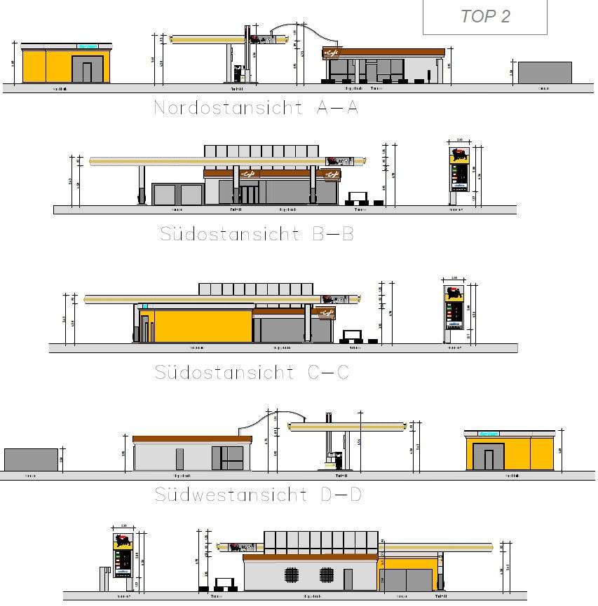 Stellungnahme zur geplanten Tankstelle in Neuhofen